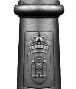 Column ROTONDA for street light